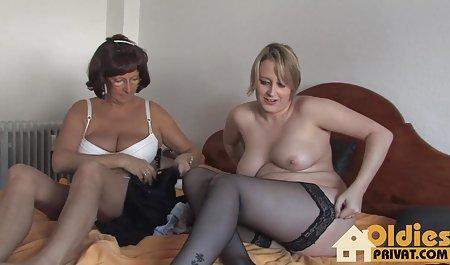 Anna está cogiendo a señoras maduras activo, coño, amateur,